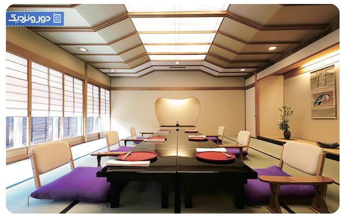 قدیمیترین رستورانهای ژاپنی