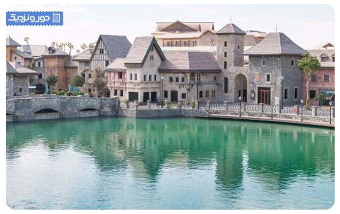 تم پارک ریورلند دبی Riverland Dubai
