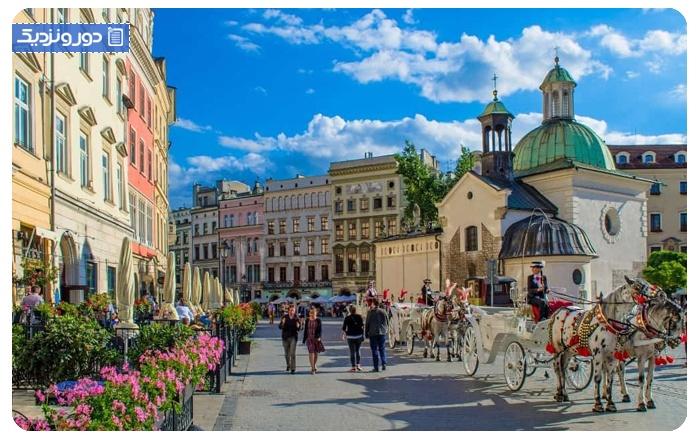 ارزانترین شهرهای اروپایی