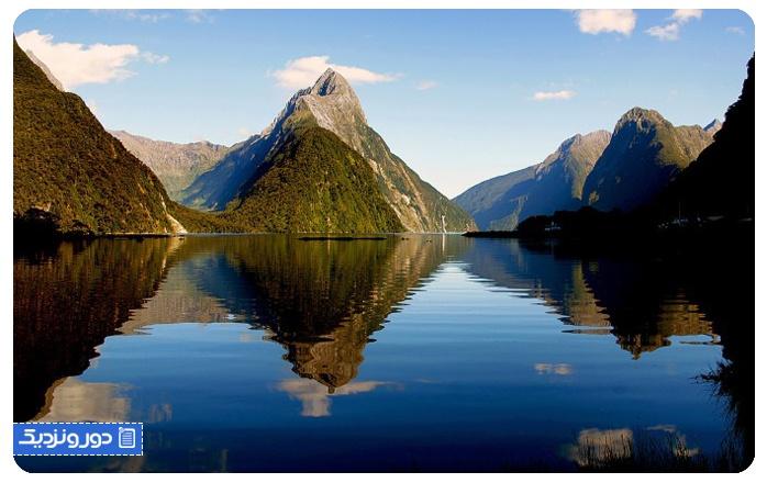 جاذبههای گردشگری کویینزتاون در نیوزیلند