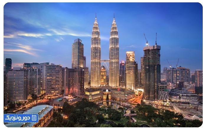 در مالزی به کجا برویم