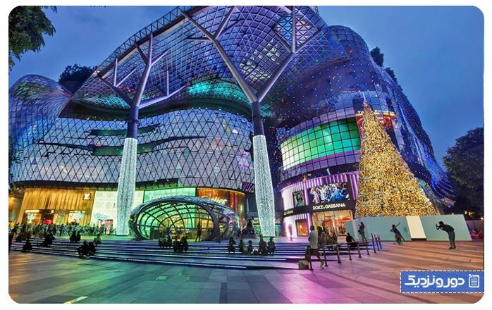 تفاوت لنکاوی و سنگاپور
