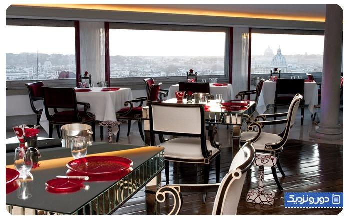 بهترین رستورانهای شهر رم