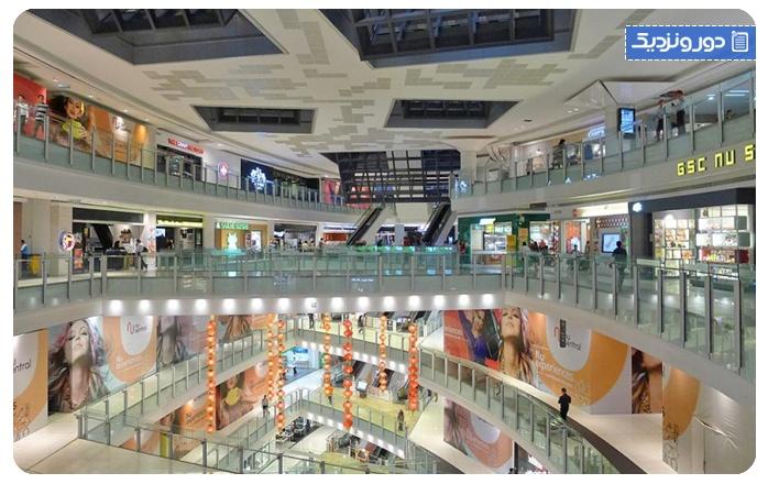 مراکز خرید کوالالامپور
