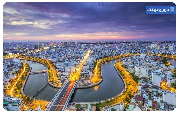 بهترین شهرهایی که در سال ۲۰۱۹
