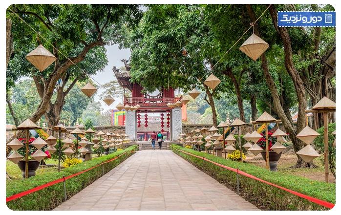 جاذبه های گردشگری هانوی در ویتنام