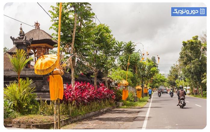 بهترین تفریحات رایگان بالی