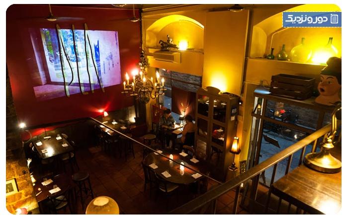 رستوران های لا رامبلا در بارسلون