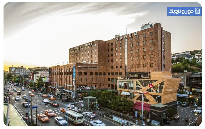 بهترین هتلهای محلهی ایتهوان و یا اقامت ارزانتر در سئول