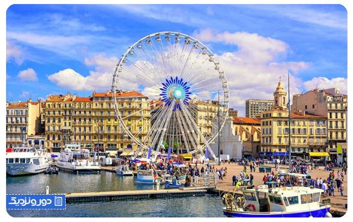 شهرهای پنهان اروپایی