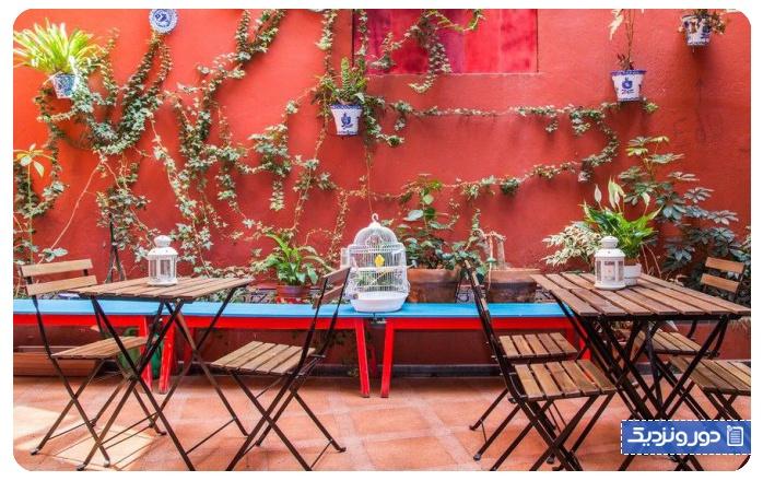 بهترین هاستلهای سویا در اسپانیا