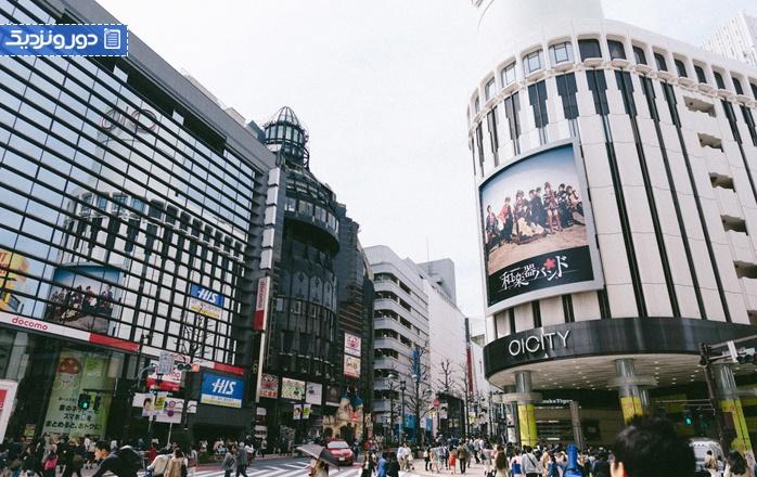 معرفی بهترین بوتیکهای مد ژاپن