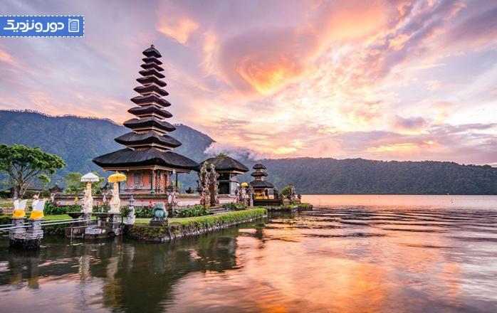 تفریحات جزیره بالی Bali