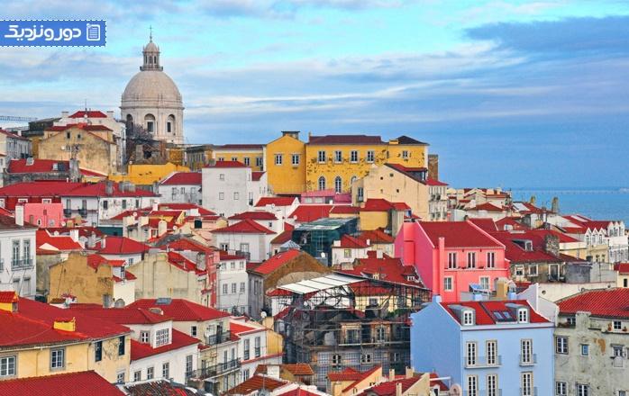 جالب ترین محله های لیسبون در پرتغال