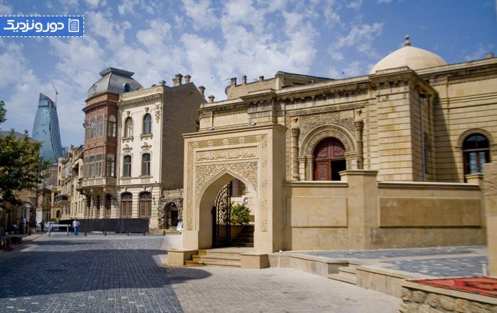 معرفی بهترین بوتیک هتل های باکو
