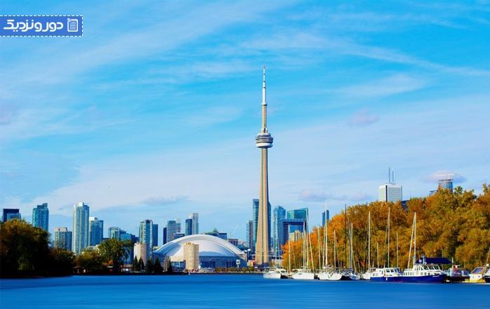 گرم ترین شهرهای کانادا