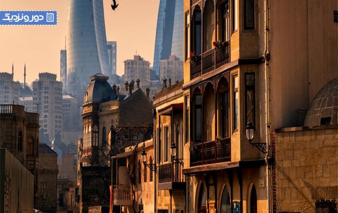 هزینه های سفر به آذربایجان