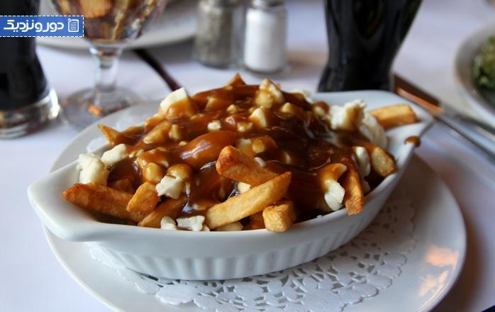 بهترین رستوران های مونترال