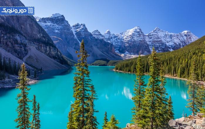 چرا باید یک بار هم که شده به کانادا سفر کرد؟