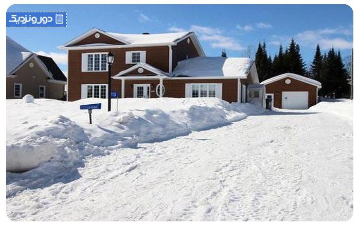 سردترین شهرهای کانادا