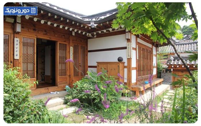 خانه های سنتی کره ای - هانوک