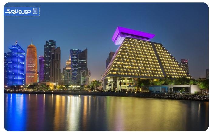 هزینه سفر به قطر