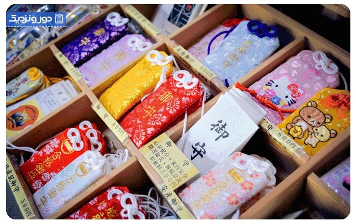 بهترین سوغات ژاپن