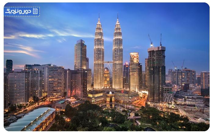 گردشگری در کوالالامپور