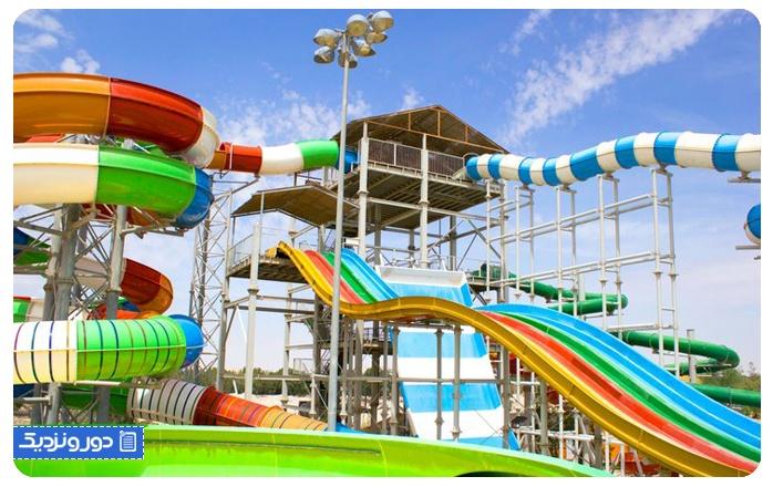 پارک آبی دوحه Aqua Park Qatar