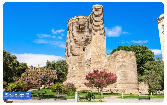 هزینه ی سفر به باکو - سفر به آذربایجان