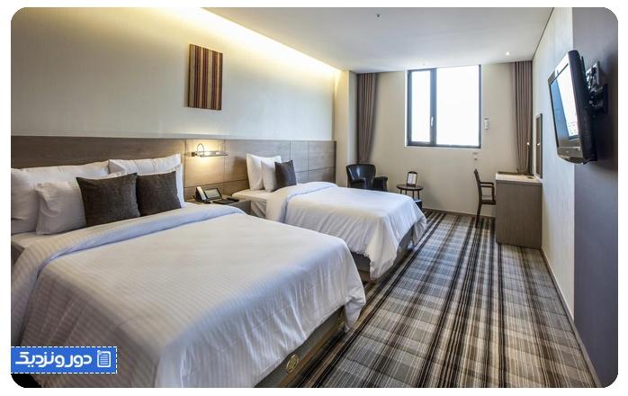 هتل های ارزان در سئول هتل همیلتون