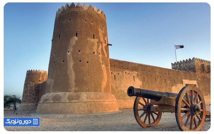 قلعه الزباره Al Zubara Fort قطر
