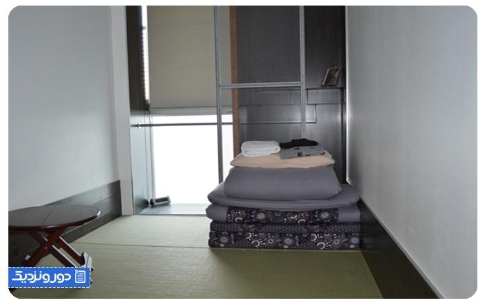 هتل های ارزان توکیو