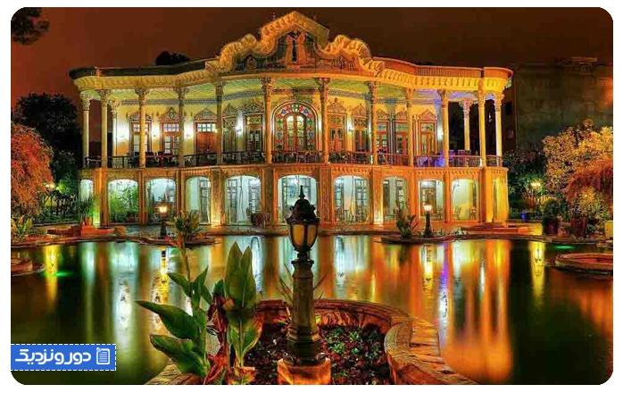 بهترین شهرهای ایران برای سفر پاییزی
