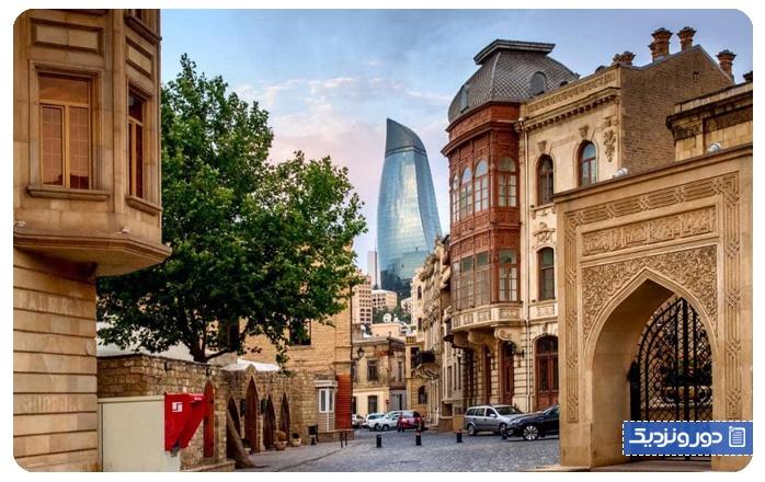 سفر به باکو (Baku)