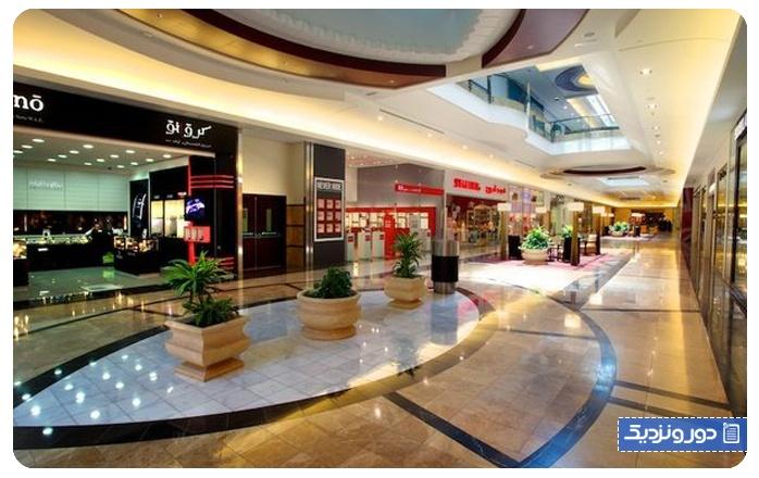 مراکز خرید دوحه قطر  لاگونا مال (Lagoona mall Doha)