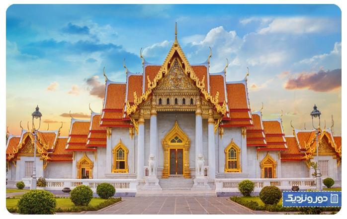 دلایل سفر به تایلند