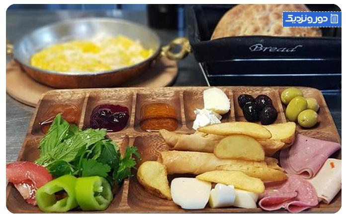 بهترین کافهها و رستورانهای ترکیه برای صرف صبحانه ترکیهای