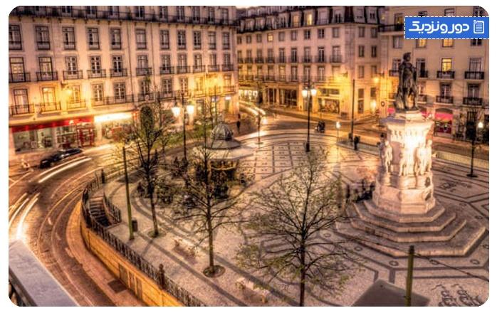 محله های لیسبون Lisbon
