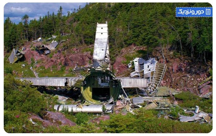جاذبه های پنهان کانادا پناهگاه بورگوین (Burgoyne's Cove)