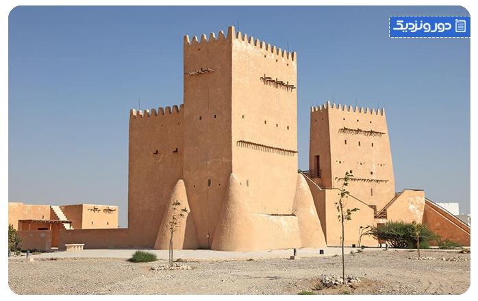 برج برزان قطر