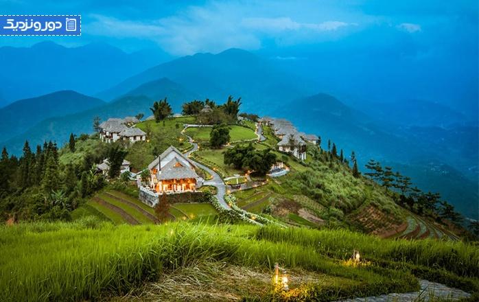 آرامش بخشترین هتل دنیا در کجاست