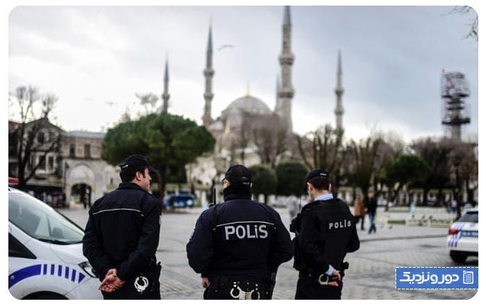 امنیت استانبول