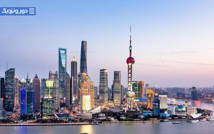 تفریحات رایگان و ارزان شانگهای