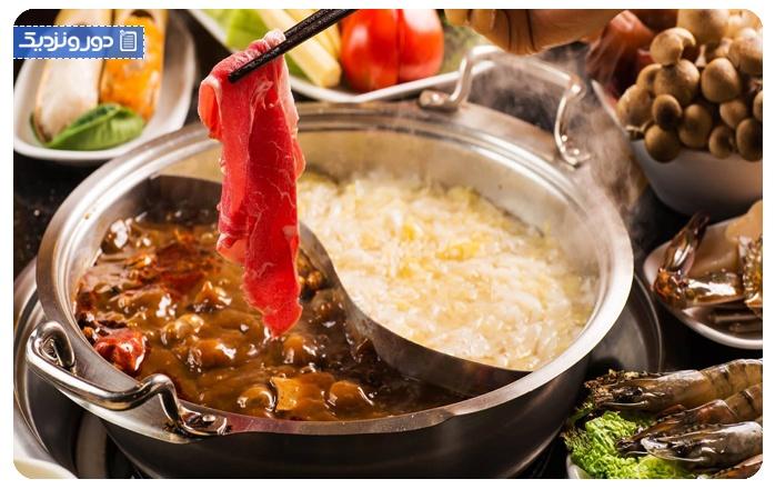 رستوران جوبائویوان پکن