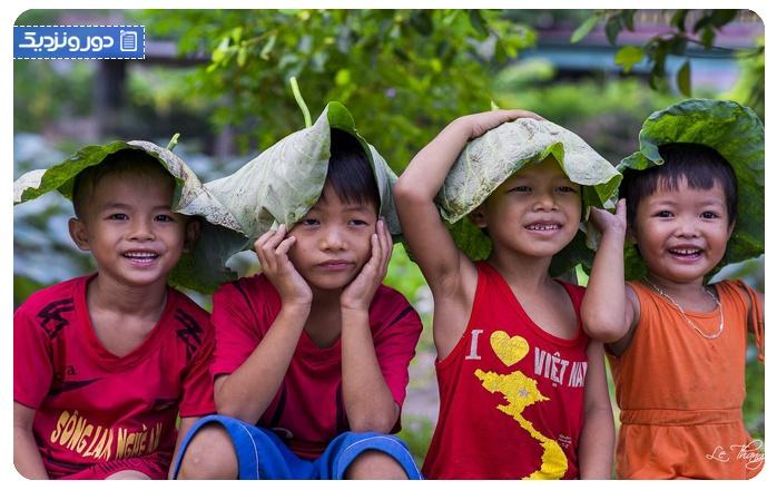 در ویتنام دوستانه رفتار کنید