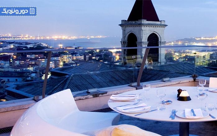 معرفی بهترین رستوران های میدان تکسیم