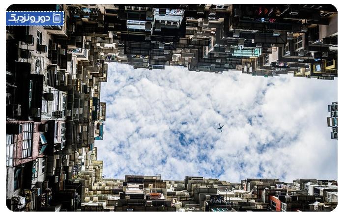 ساختمان هیولا در هنگ کنگ