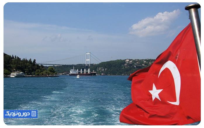 فاصله اسپارتا تا کمر ترکیه