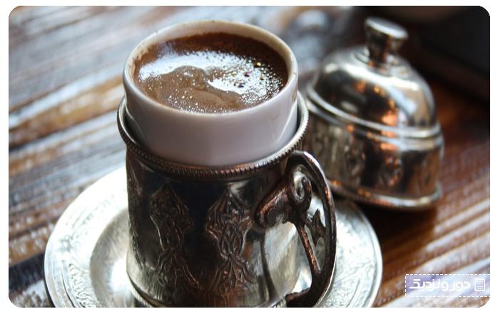 قهوه ترک بهترین سوغات ترکیه